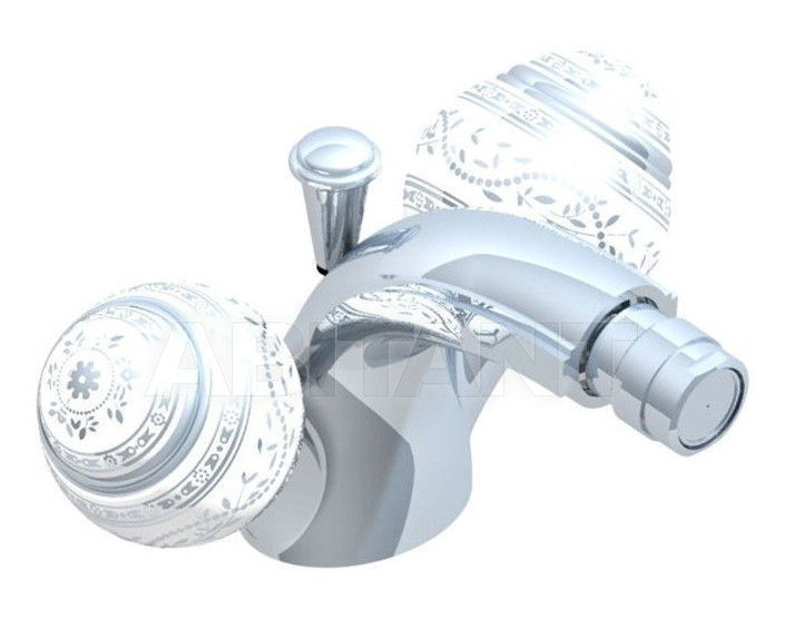 Купить Смеситель для биде THG Bathroom A7G.3202 Marquise platinum decor