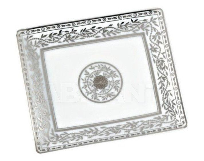 Купить Посуда декоративная THG Bathroom A7G.4613 Marquise platinum decor