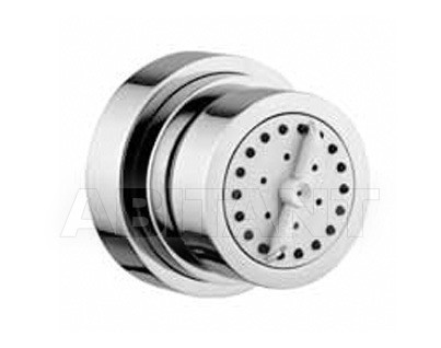Купить Лейка душевая настенная Hego Waterdesign  2012 18110280CR