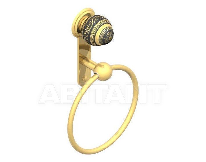 Купить Держатель для полотенец THG Bathroom A7F.504N Marquise platinum decor
