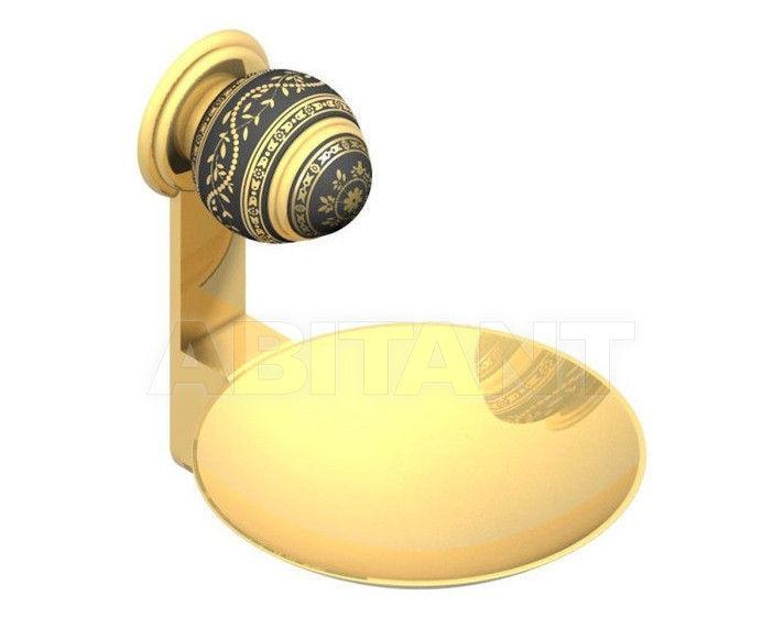 Купить Мыльница THG Bathroom A7F.546GM Marquise platinum decor