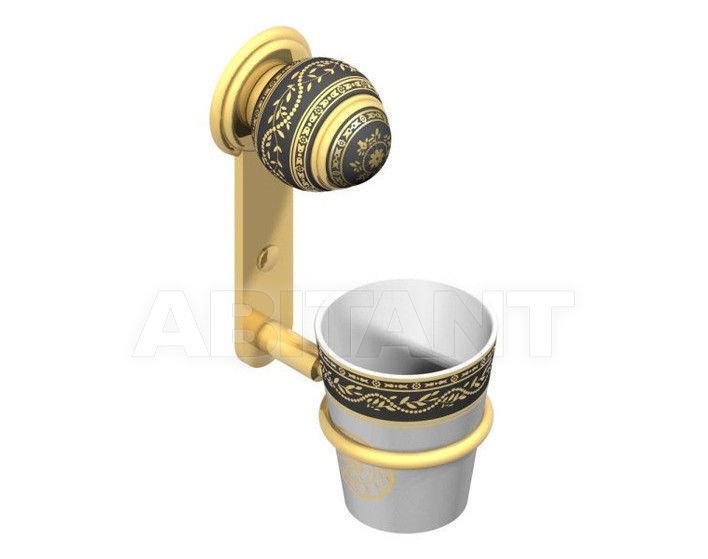 Купить Стаканодержатель THG Bathroom A7F.536B Marquise platinum decor