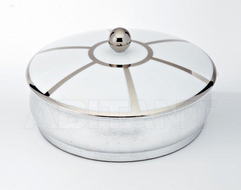 Купить Посуда декоративная THG Bathroom A7C.4623 Passion platinum decor