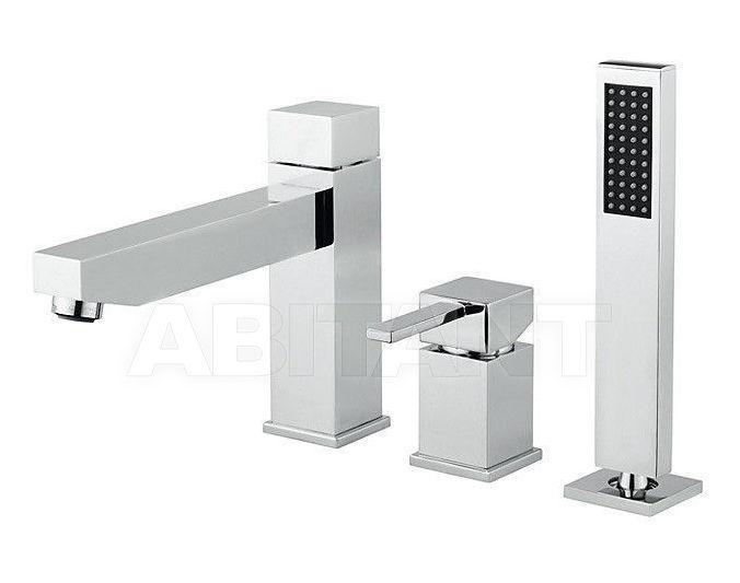 Купить Смеситель для ванны M&Z Rubinetterie spa Quattro QTT03000