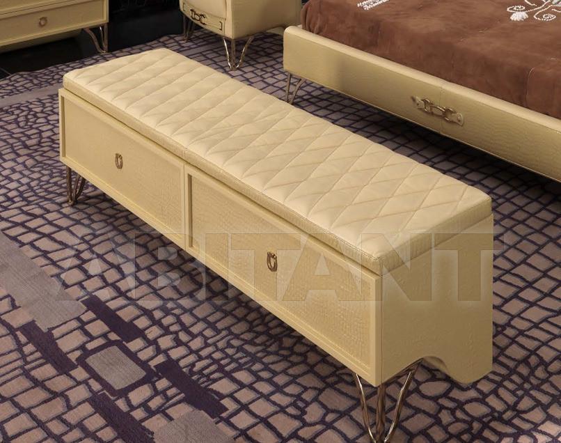 Купить Банкетка Formitalia Bedrooms Bench with 2 drawers BE002