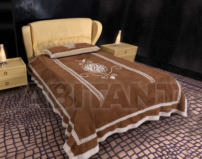 Купить Кровать Formitalia Bedrooms MILLA for mattress cm 140x200