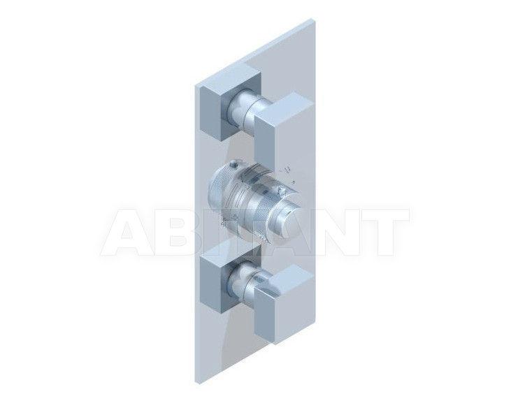 Купить Смеситель термостатический THG Bathroom G79.5400B Cubica