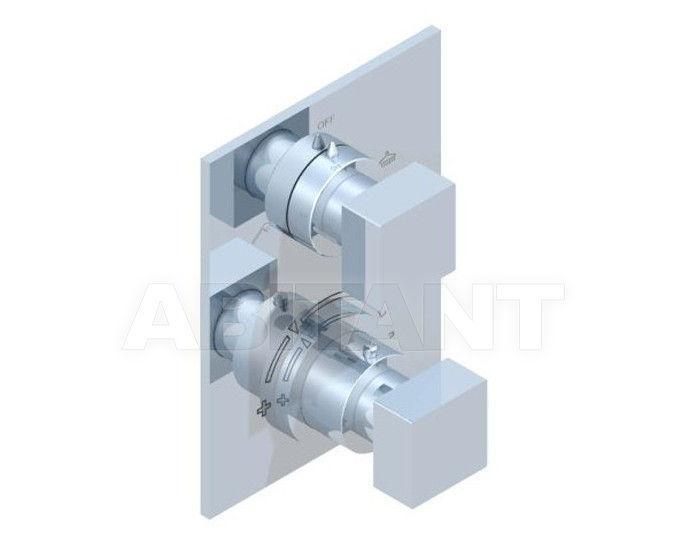 Купить Смеситель термостатический THG Bathroom G79.5500B Cubica