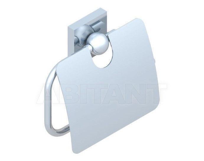 Купить Держатель для туалетной бумаги THG Bathroom G79.538AC Cubica