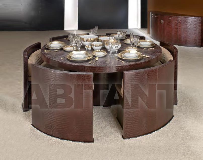 Купить Стол обеденный Formitalia Dining DINING A'ROUND Round table for 6 persons
