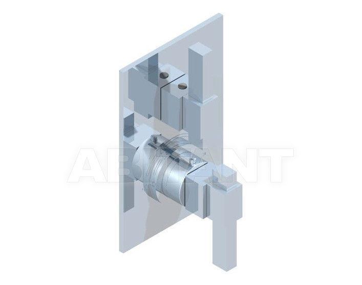Купить Смеситель термостатический THG Bathroom A61.5300B Marina métal
