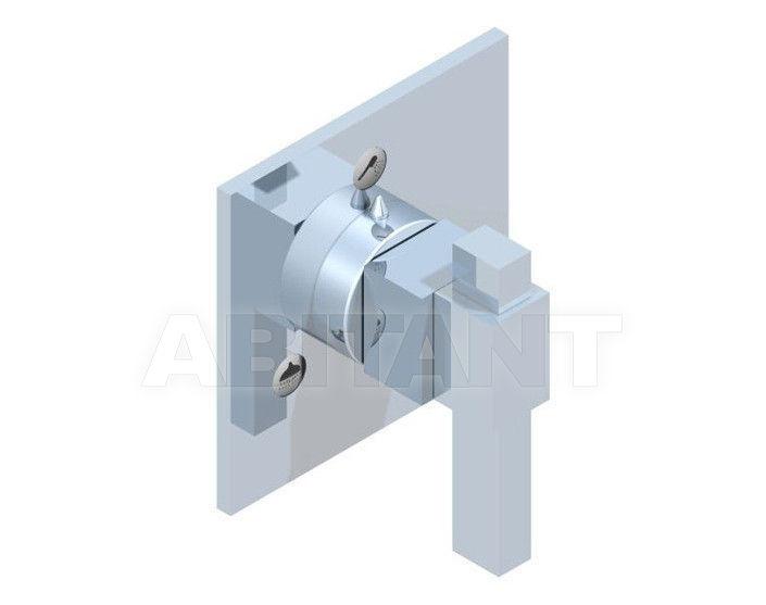 Купить Переключатель THG Bathroom A61.49/3VM Marina métal