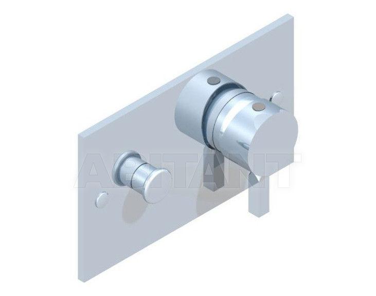 Купить Встраиваемые смесители THG Bathroom A61.6550 Marina métal