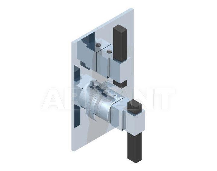 Купить Смеситель термостатический THG Bathroom A60.5300B Marina black Onyx