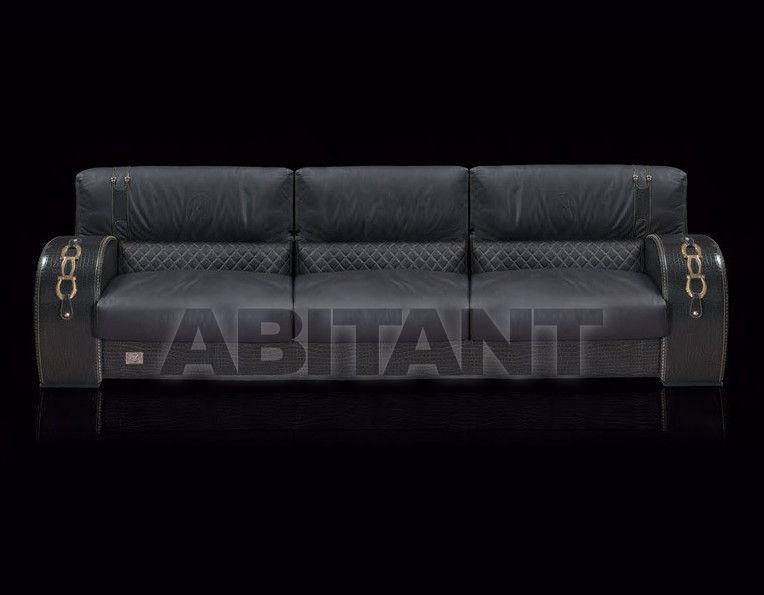 Купить Диван Formitalia Living Rooms ASCOT-ONE Sofa 3seat MAXI with 2 arms