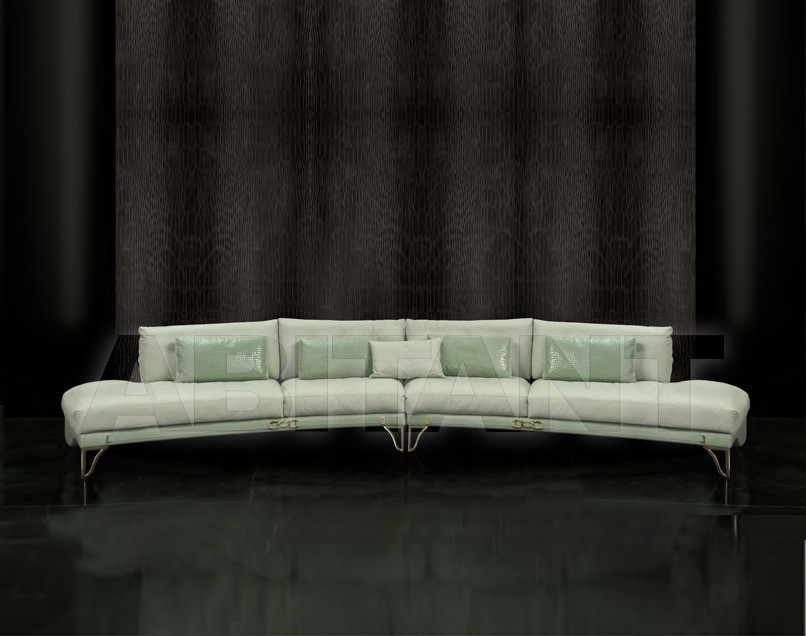 Купить Диван Formitalia Living Rooms ALABAMA OVAL Sectional composition C