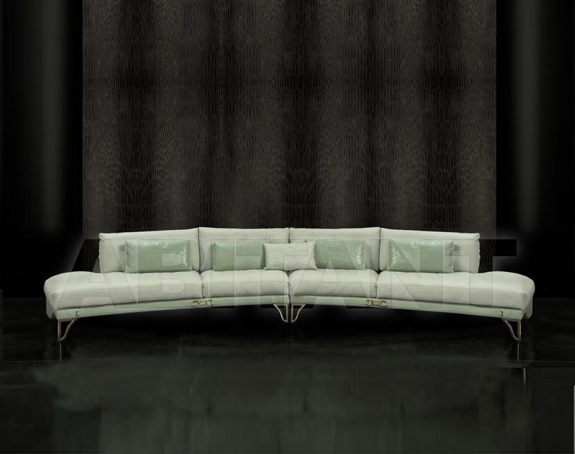 Купить Диван Formitalia Living Rooms ALABAMA OVAL Sectional composition C