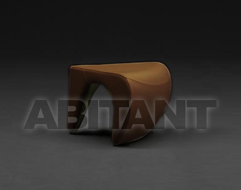 Купить Пуф Paolo Castelli  Domodinamica I-LARI POUFF brown