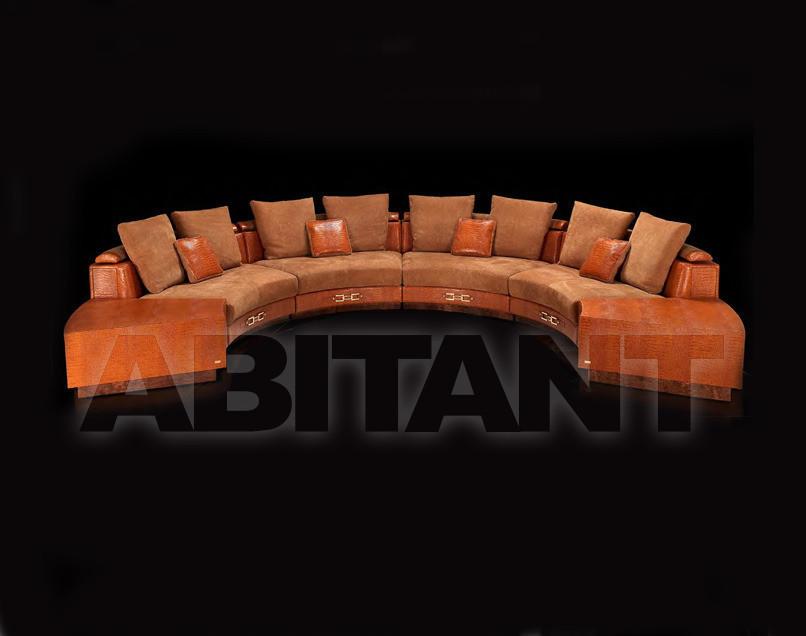 Купить Диван Formitalia Living Rooms SITTING A'ROUND Comp. 12