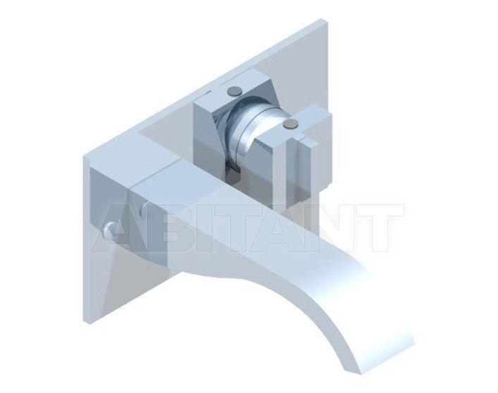Купить Смеситель для раковины THG Bathroom G04.6560G Pure