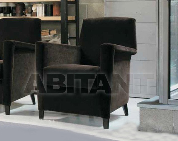 Купить Кресло Verzelloni 2011 Euro Calvino Armchair low backrest