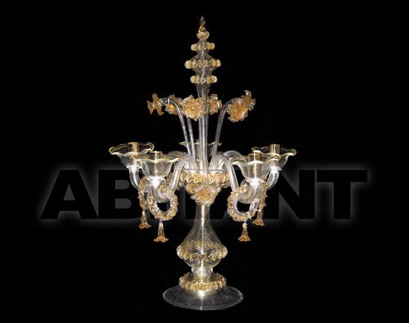 Купить Лампа настольная Multiforme Creazioniuno F0044-5-CA