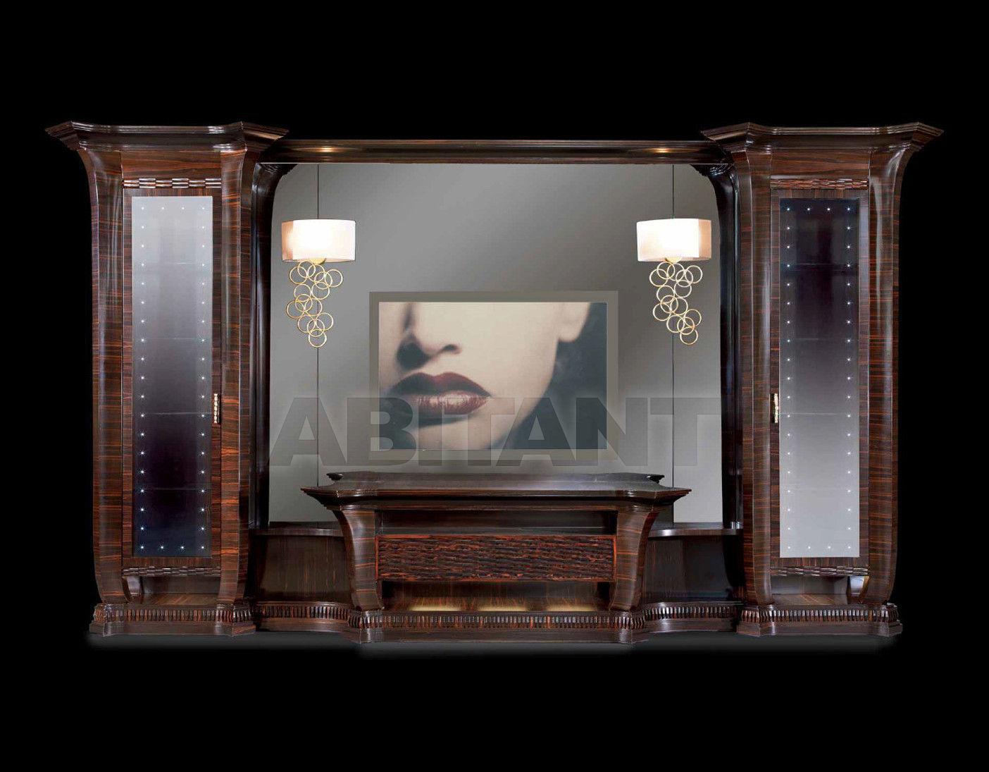 Купить Модульная система LIGHT Isacco Agostoni Contemporary 1281 TV SET UNIT