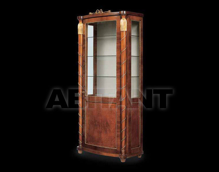 Купить Витрина FRANGIA Isacco Agostoni Contemporary 1020 1-DOOR GLASS CABINET