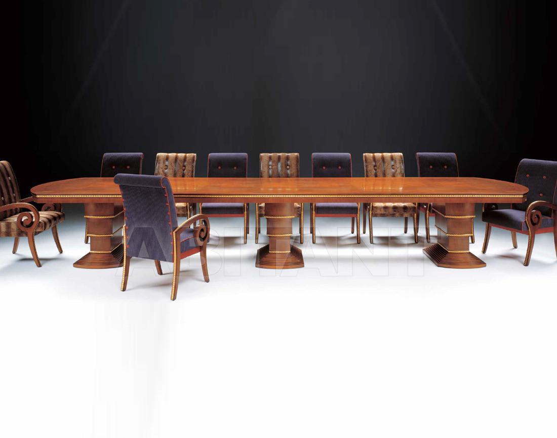 Купить Стол обеденный DIAMANTE Isacco Agostoni Contemporary 1100 520*120*79h