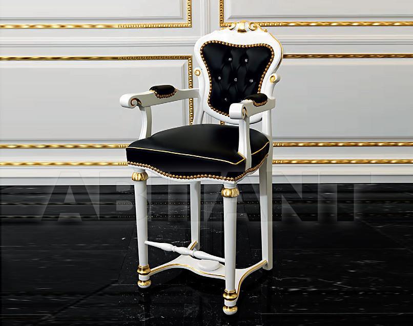 Купить Стул с подлокотниками Gianluca Donati (La Dominante) Black Diamond RTI 0005 1