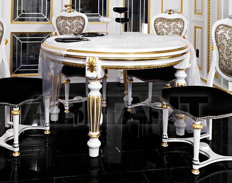 Купить Стол обеденный Gianluca Donati Black Diamond RTT 0007