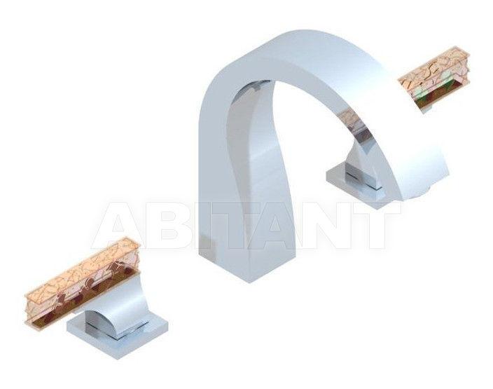 Купить Смеситель для раковины THG Bathroom U5E.25 Ginkgo