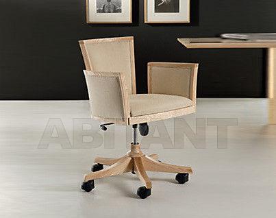 Купить Кресло для кабинета Gianluca Donati Golden Leaf Art. Silhouette girevole