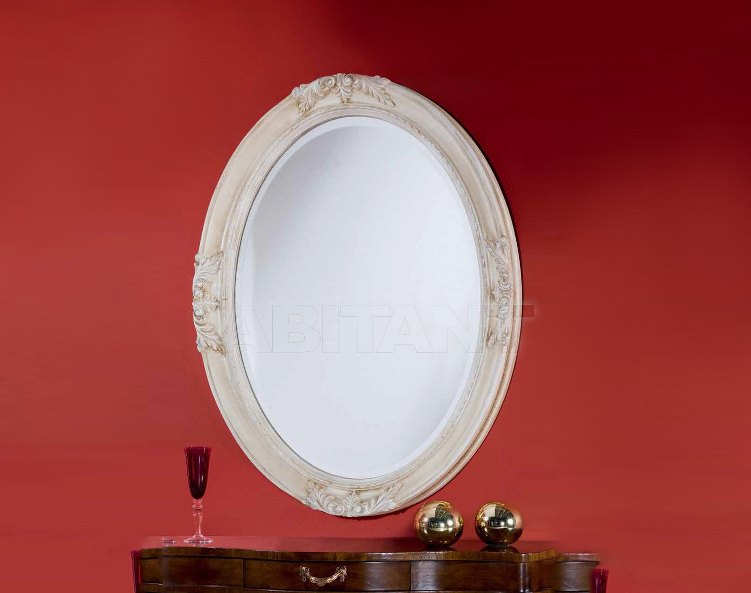 Купить Зеркало настенное Metamorfosi Specchiere 435/B