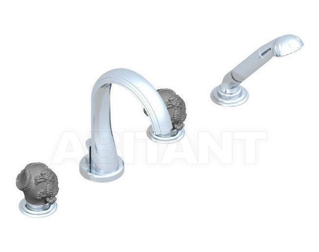 Купить Смеситель для ванны THG Bathroom U5G.112B Moon Dragon