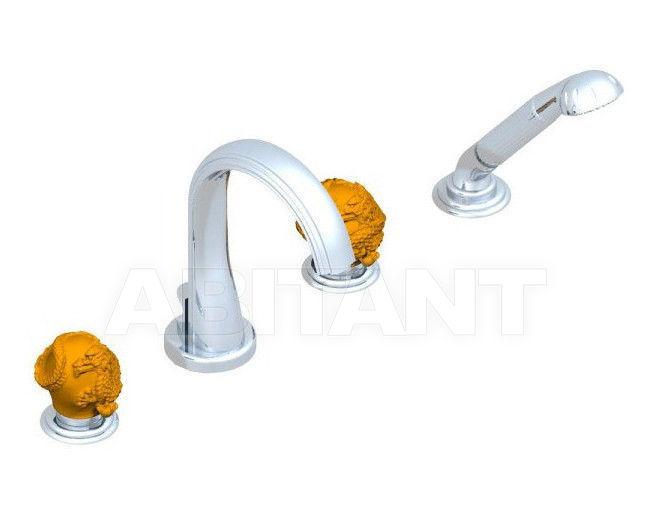 Купить Смеситель для ванны THG Bathroom U5D.112B Sun Dragon