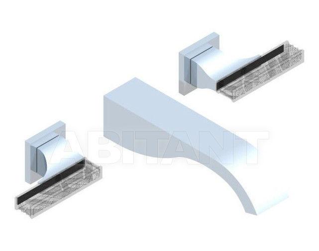Купить Смеситель настенный THG Bathroom U5F.41SG Vegetal