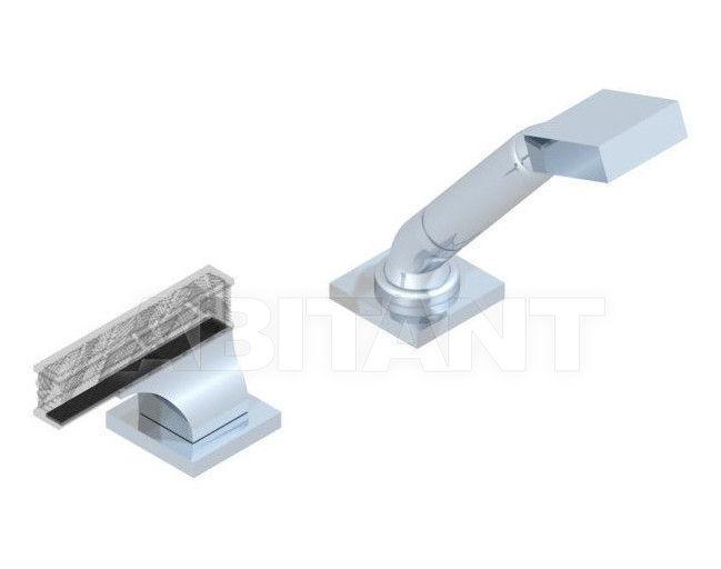 Купить Смеситель для ванны THG Bathroom U5F.6532/60A Vegetal