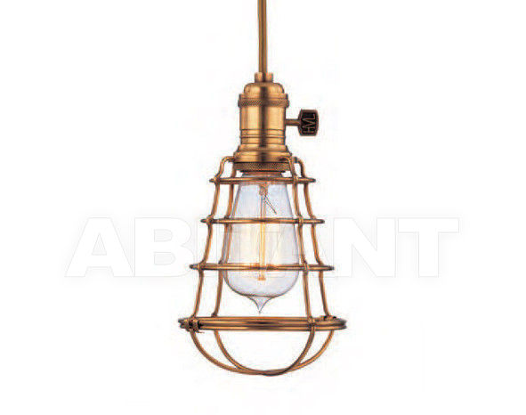 Купить Подвесной фонарь Hudson Valley Lighting Standard 8001-AGB-WG