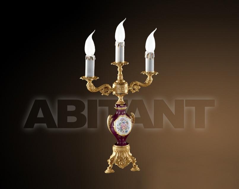 Купить Лампа настольная F.B.A.I. Candeliere 2211/3EL