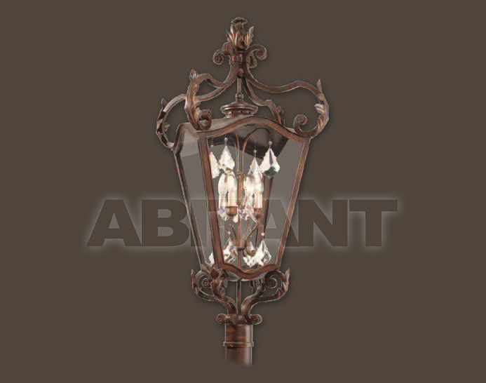 Купить Фонарь Corbett Lighting St. Tropez 75-83 +CPM-84-AB