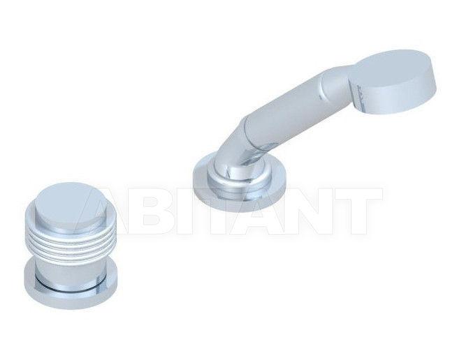 Купить Смеситель для ванны THG Bathroom U4B.6532/60A Diplomate grooved rings