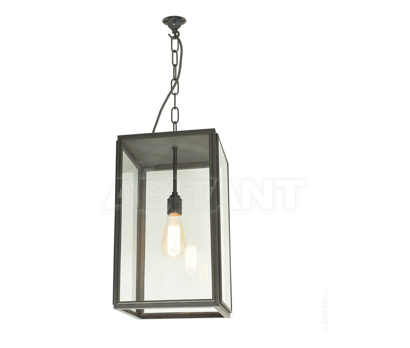 Купить Светильник Davey Lighting Pendants 7639/4ELE/BR/WE/CL