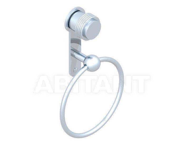 Купить Держатель для полотенец THG Bathroom U4B.504N Diplomate grooved rings