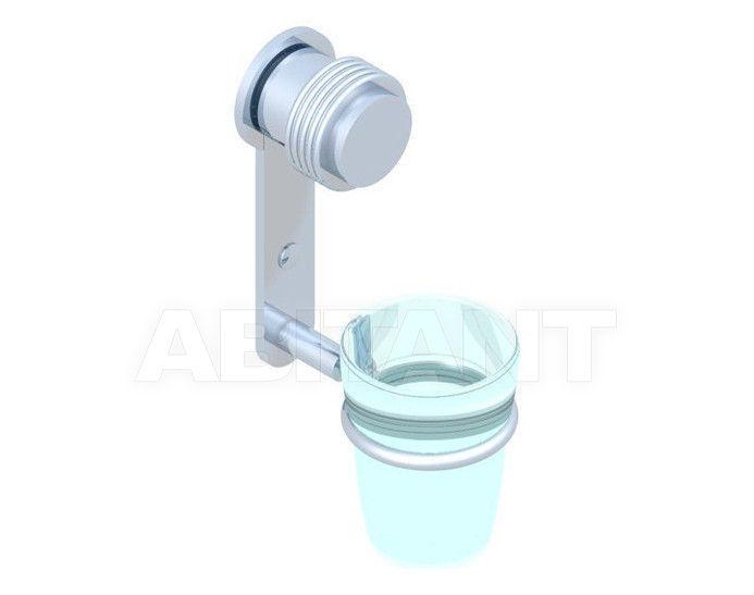 Купить Стаканодержатель THG Bathroom U4B.536 Diplomate grooved rings