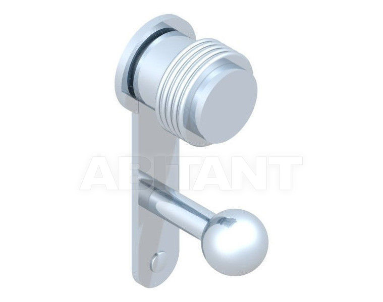 Купить Крючок THG Bathroom U4B.517 Diplomate grooved rings