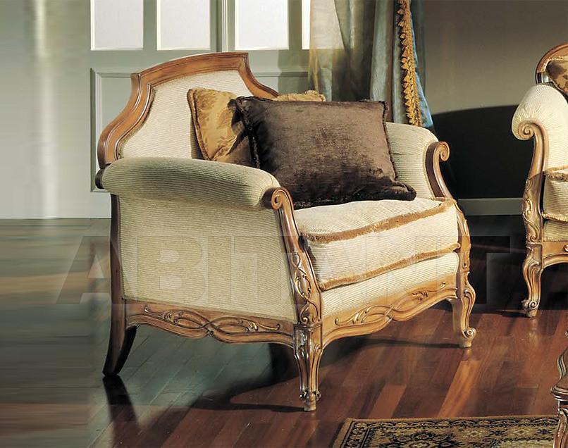 Купить Кресло Sanvito Angelo Bianco 3110 POLTRONA