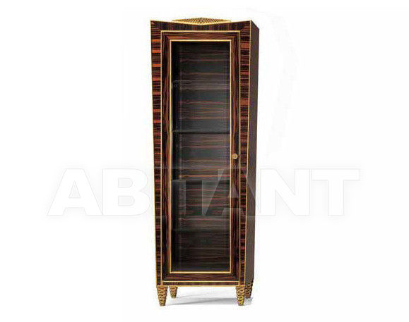 Купить Витрина DECÒ Isacco Agostoni Contemporary 1261 1-DOOR GLASS CABINET