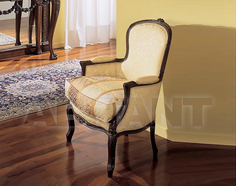 Купить Кресло Sanvito Angelo Bianco 3160 POLTRONA