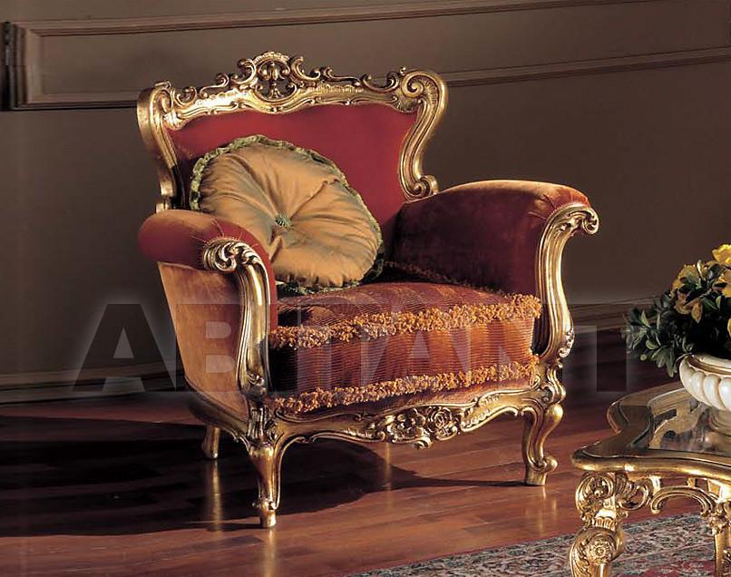Купить Кресло Sanvito Angelo Bianco 3195 POLTRONA